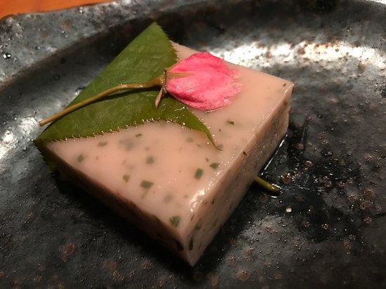 Syun Japanese Restaurant & Sake Club: sakura yokan