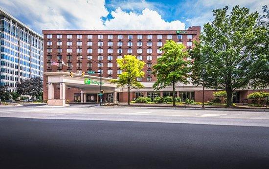 Restaurants Near Holiday Inn Arlington At Ballston