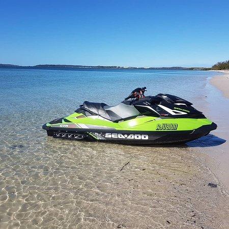 Seadoo GTR-X 230hp - Picture of Play Hard Jet Ski Hire