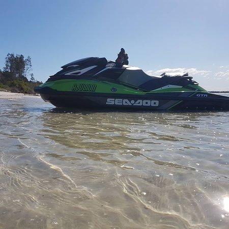 Rockdale, Australien: Seadoo GTR-X 230hp