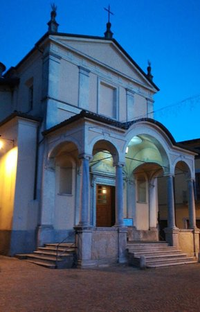 Chiesa Di San Rocco E Beata Vergine Addolorata: Chiesa S. Rocco