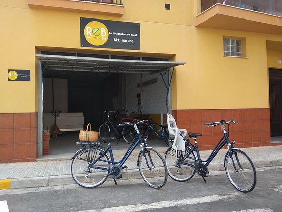 ReB. Rural electric Bike