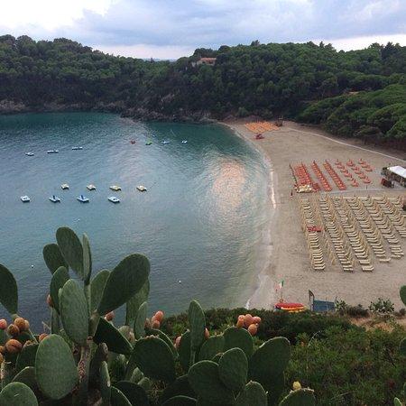 Marina di Campo, Italy: Stupenda località Fetovaia