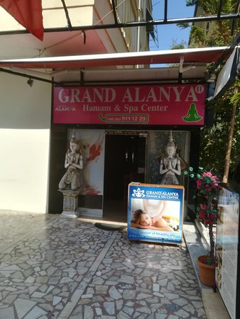 Grand Alanya II Vip Hamam & Spa Center