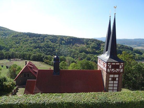 Bornhagen, Germany: Kirche Rimbach