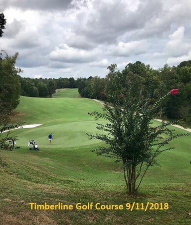 TImberline Golf Club