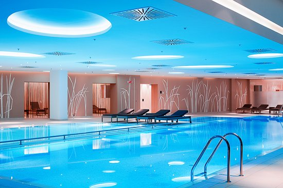Wellness and Spa center Radisson Blu, Bukovel