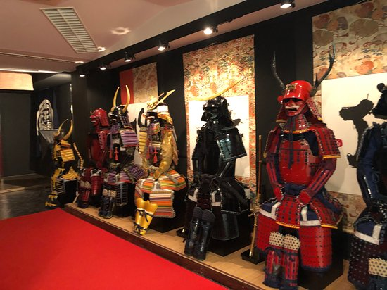 ‪Samurai Armor Photo Studio‬