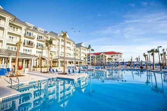 The Beach Club at Charleston Harbor Resort and Marina Hotel