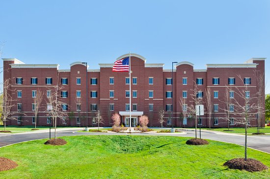 Candlewood Suites Bldg. 3440 On Redstone Arsenal (An IHG Army Hotel): Exterior