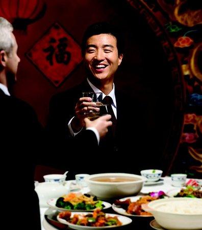 Neijiang, China: Restaurant