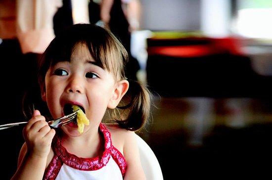Neijiang, Çin: Restaurant