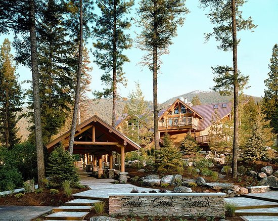 Triple Creek Ranch: Exterior