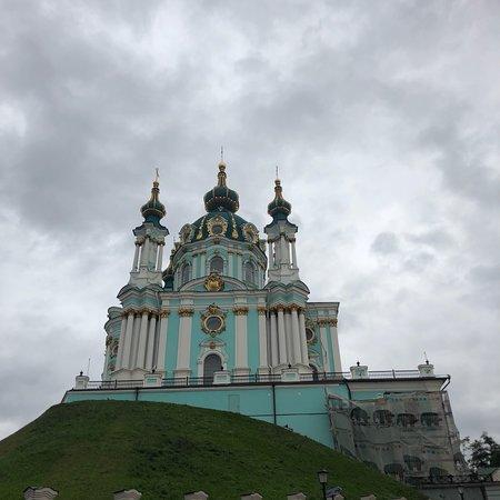 Andriyivski Uzviz Photo