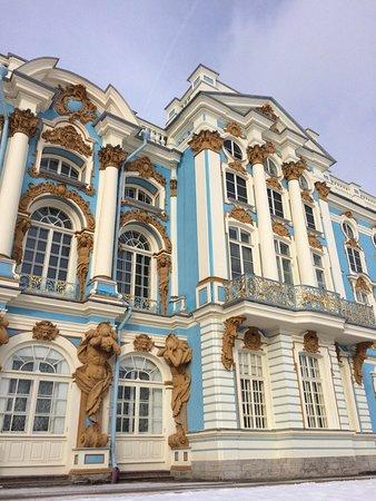 Catherine Palace and Park: Екатерининский дворец