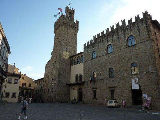 Arezzo, Itália: Palazzo Priori