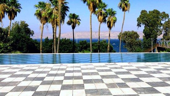 Gai Beach Hotel Tveria Israel