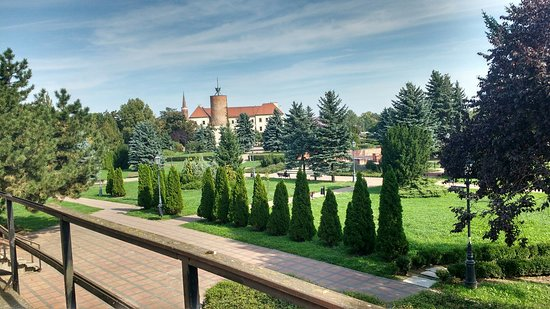Glogow, Ba Lan: Zamek Książąt Głogowskich