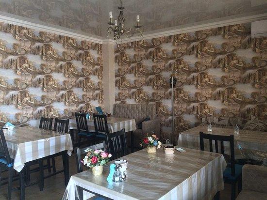 Krasnodar Krai, Russie : Внутри кафе