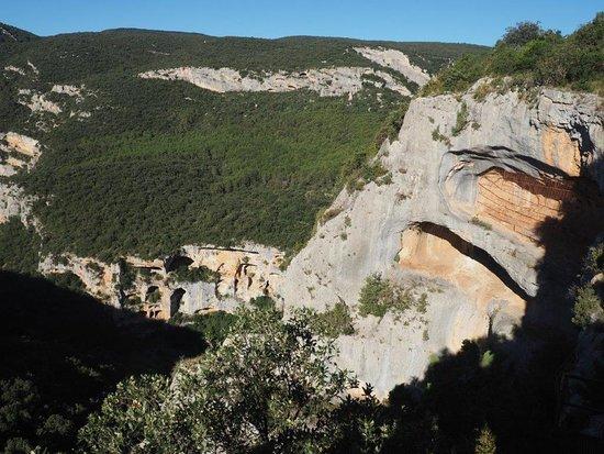 Colungo, Spain: Abrigo de Mallata I