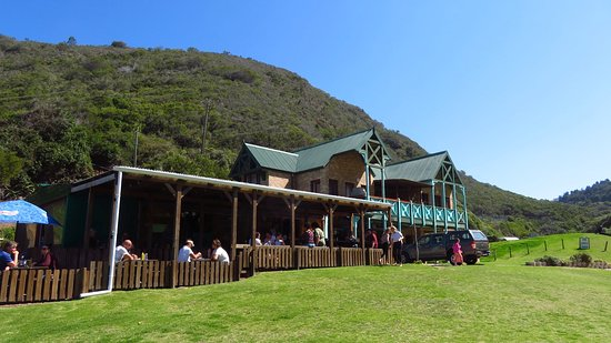 Victoria Bay, Südafrika: Vikkis...great spot!