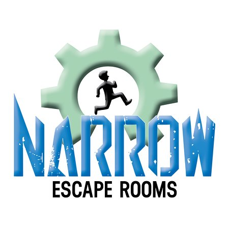 Narrow Escape Rooms