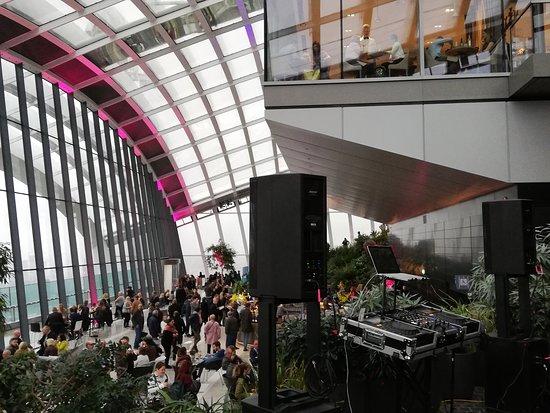 Interior Sky Garden