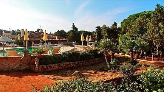 Cala di Volpe, อิตาลี: Pool