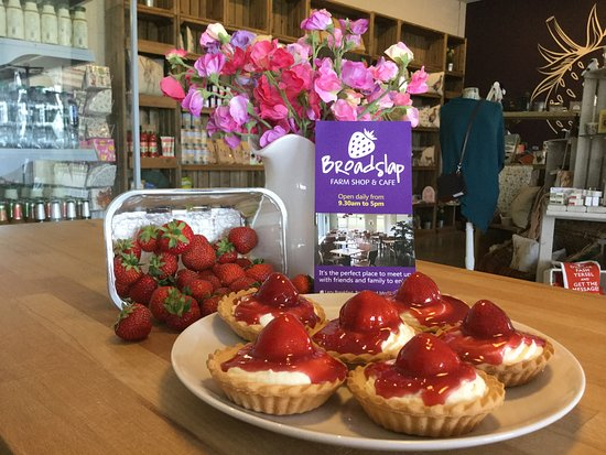 Broadslap Fruit Farm, Farm Shop and Cafe