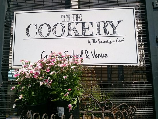 Randburg, Sør-Afrika: The cookery