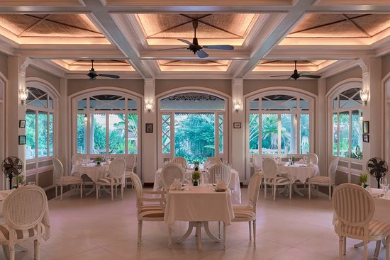 The Luang Say Residence: Restaurant