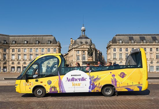 Bordeaux Authentic Tour