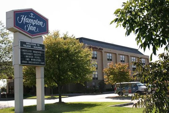 Hampton Inn Toledo South Maumee