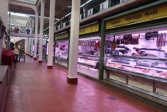 Mercado de San Blas: 店内風景