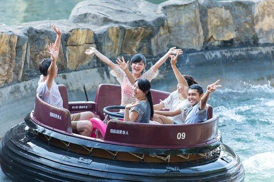 Leo Foo Village Theme Park: 急流泛舟