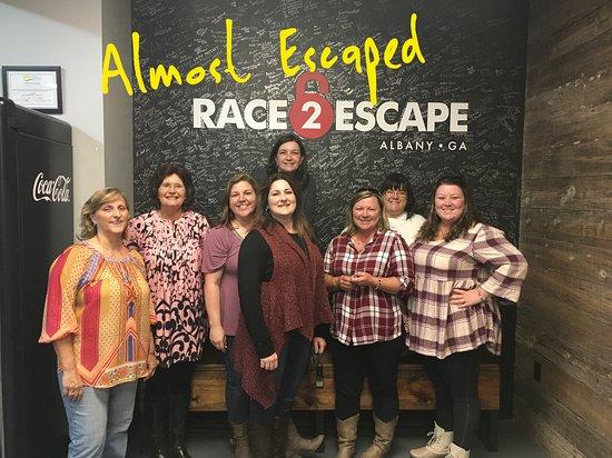 Race 2 Escape
