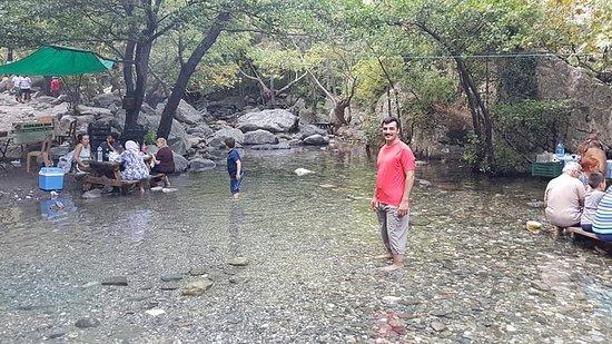 Zeytinli, Turquie : Hasan boğuldu şelalesi
