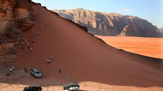 Activities you can do with us in Wadi Rum safari