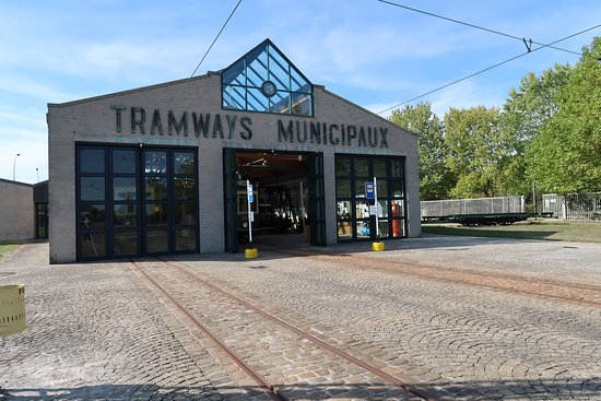 ‪Tramway and Bus Museum‬