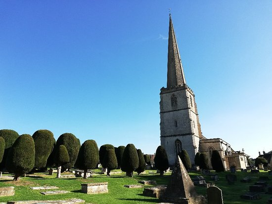 St Marys Painswick Picture