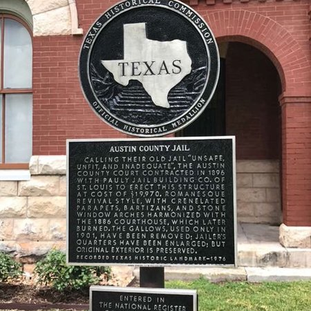 Austin County Jail Museum (Bellville, TX): UPDATED March