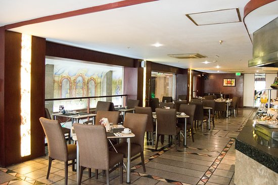 Holiday Inn Hotel & Suites Centro Historico: Restaurant