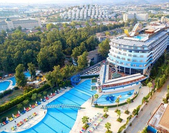Mangelhaft Keine 5sterne Bera Hotel Alanya Konakli Bewertungen