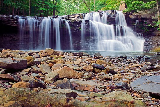 Brush Creek Falls