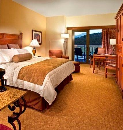 Mescalero, Nuevo México: Guest room