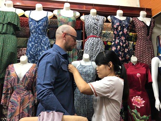 Hong's Cloth Shop