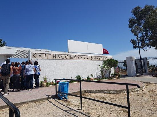 Bilde fra Carthage Museum