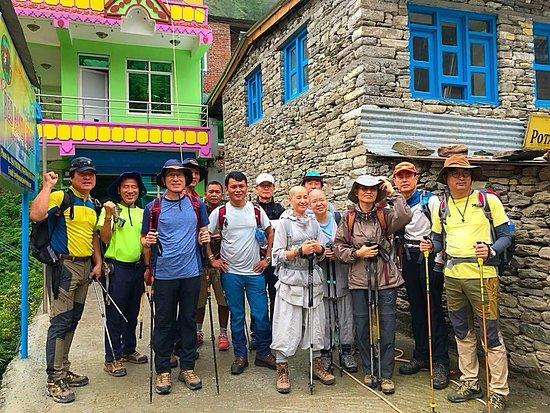 Travel In Nepal Treks Pvt Ltd.