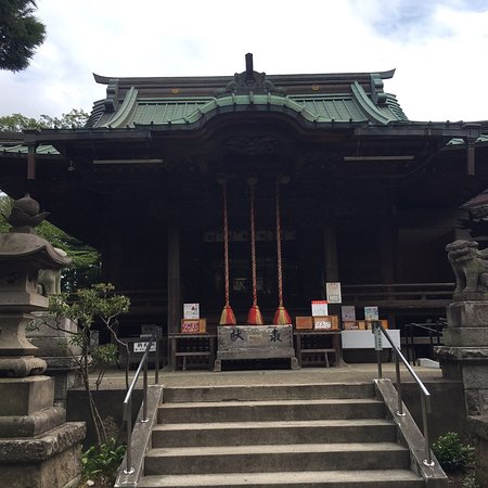 Sayamahachiman Shrine