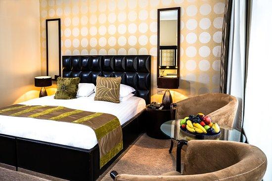 Washington Mayfair Hotel: Guest room